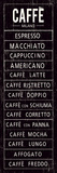 Caffe Posters