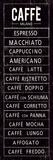 Caffe Affischer