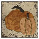 Harvest Pumpkins III Poster by Carol Kemery
