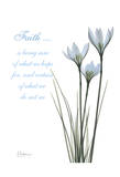 White Rain Lily, Faith Art par Albert Koetsier