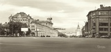 Lubjanka Place, Moscow Prints by  Ryazanov