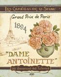 French Seed Packet II Kunstdrucke von Daphne Brissonnet