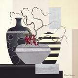 Twigs and Berries II Posters by David Sedalia