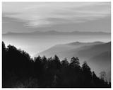 Smoky Mountains Plakater