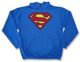 Hoodie: Superman - Logo Pullover Hoodie