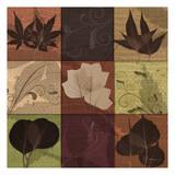 Autumn Squares III Posters by Albert Koetsier