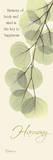 Harmony, Eucalyptus Poster by Albert Koetsier
