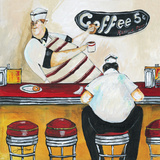 Order Up! Art by Jennifer Garant