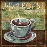 Java Roast Print by Paul Brent