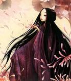 O-Kiku Poster by  Misstigri