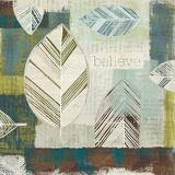 Be Leaves IV Prints by Wild Apple Portfolio