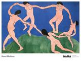 La danseI Posters par Henri Matisse