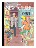 Black Friday - The New Yorker Cover, December 5, 2011 Premium Giclee Print by Dan Clowes