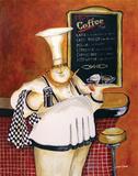 Affiche Mocha - Java Posters par Jennifer Garant
