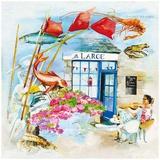 Le Large Prints by  Lizie