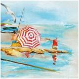 Le Parasol Art by  Lizie