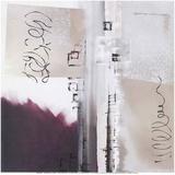 Abstraction Violette Posters av Elisa Godefroid