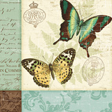 Butterfly Patchwork I Posters by Pela Studio