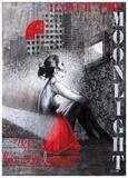 Moonlight/Fantasy Kunstdrucke von Joëlle Vermeille