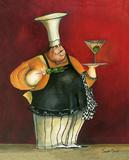 Martini For You Affiches par Jennifer Garant