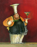 Martini For You Kunstdrucke von Jennifer Garant