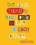 The Best Thing Reprodukcje autor Helen Dardik