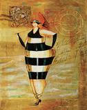 Baigneur de Soleil I Prints by Jennifer Garant