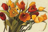 Tulip Time Affiches par Shirley Novak