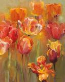 Tulips in the Midst II Sztuka autor Marilyn Hageman