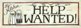 Help Wanted Prints by Jennifer Garant