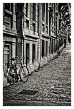 Cobblestone Streets Posters by Sabri Irmak