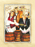 Wine & Roses II Posters by Jennifer Garant