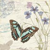 Papillon Tales I Posters par  Pela