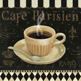 Café Parisino I Pósters por Daphne Brissonnet