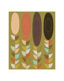 Petal Pods II Posters by Jenn Ski