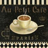 Café parisino II Láminas por Daphne Brissonnet