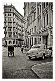Streets of Havana Prints by Sabri Irmak