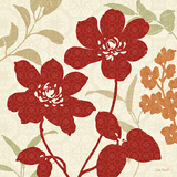 Floral Shadows I Prints by Lisa Audit