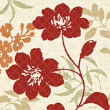 Floral Shadows II Posters by Lisa Audit
