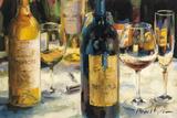 Bordeaux and Muscat Plakaty autor Marilyn Hageman