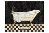 French Bathtub II Prints