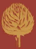 Artichoke, no. 16 Prints by  Botanical Series