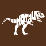 Tyranosaurus Rex Prints