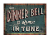 The Dinner Bell Prints by Luke Stockdale