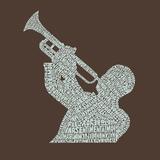 Jazz Tunes Kunstdrucke