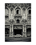 Gran Teatro de la Habana Posters by Sabri Irmak