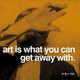 Kunst Posters av Andy Warhol