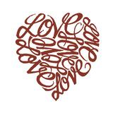 Love, Love, Love Prints