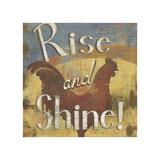 Rise & Shine I Giclee Print by Daphne Brissonnet