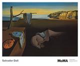 Die Beständigkeit der Erinnerung, ca. 1931 Poster von Salvador Dalí